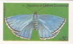 Stamps : Africa : Equatorial_Guinea :  MARIPOSA