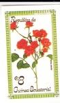 Stamps Equatorial Guinea -  FLORES-