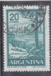 Stamps Argentina -  LAGO NAHUEL HUAPI