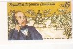 Stamps : Africa : Equatorial_Guinea :  ROWLAND HILL