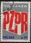 Sellos de Europa - Polonia -  POLONIA 1975 Michel 2420 Asociacion Laborista Yvert 2255