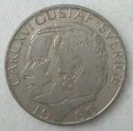 monedas de Europa - Suecia -  1982 - kr