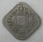 monedas de America - Antillas Neerlandesas -  1980 - 5 centavos