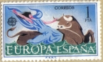 Stamps : Europe : Spain :  EUROPA - CEPT 7º serie