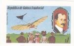 Stamps Equatorial Guinea -  PIONERO DE LA AVIACIÓN- ORVILLE WRIGHT
