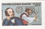 Stamps of the world : Equatorial Guinea :  ROWLAND HILL (LONDON 1980)