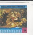 Sellos de Africa - Guinea Ecuatorial -  PINTURAS FAMOSAS DESNUDOS-RUBENS