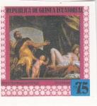 Stamps : Africa : Equatorial_Guinea :  PINTURAS FAMOSAS DESNUDOS-VERONESE