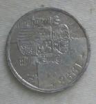 monedas de Europa - España -  198 - 1 peseta