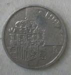 monedas de Europa - España -  1997 - 1 peseta