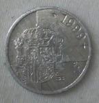 monedas de Europa - España -  1999 - 1 peseta