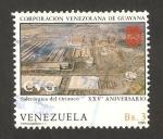 Sellos de America - Venezuela -  1202 - 25 Anivº de la Corporación venezolana de Guayana