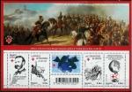 Stamps : Europe : France :  La batalla de Solferino