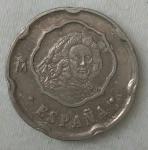 monedas de Europa - España -  1996 - 50 pesetas