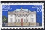 Sellos del Mundo : Europa : Alemania : 250 ANIVERSARIO DE LA OPERA DE BERLÍN