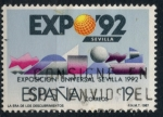 Stamps Spain -  ESPAÑA_SCOTT 2506,02 $0,2