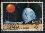 Sellos de Europa - España -  ESPAÑA_SCOTT 2507,02 $0,2
