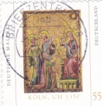 Sellos de Europa - Alemania -  PINTURA RELIGIOSA