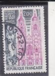 Stamps France -  BASILICA DE SAINT NICOLAS DE PORT