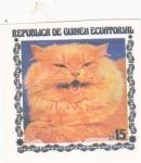 Stamps Equatorial Guinea -  GATO-