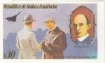 Stamps Equatorial Guinea -  PIONERO DE LA AVIACIÓN- WILBUR WRIGHT