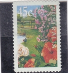 Stamps of the world : Australia :  FLORES-