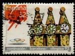Stamps of the world : Spain :  ESPAÑA_SCOTT 2524,01 $0,2