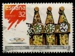 Sellos de Europa - España -  ESPAÑA_SCOTT 2524,02 $0,2