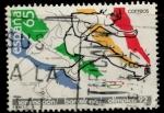 Stamps Spain -  ESPAÑA_SCOTT 2525,02 $0,2