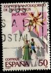 Stamps Spain -  ESPAÑA_SCOTT 2526,01 $0,2