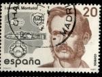 Sellos de Europa - España -  ESPAÑA_SCOTT 2527,02 $0,2
