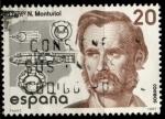 Stamps of the world : Spain :  ESPAÑA_SCOTT 2527,04 $0,2