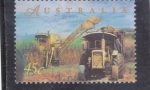 Stamps Australia -  TRABAJOS AGRICOLAS
