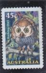 Stamps Australia -  BUHO