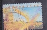 Sellos de Oceania - Australia -  TRIGO