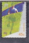 Sellos del Mundo : Oceania : Australia : JUEGOS PARAOLIMPICOS SYDNEY 2000