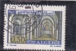 Sellos de Africa - Argelia -  MEZQUITA