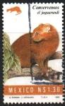 Stamps : America : Mexico :  CONSERVEMOS  EL  JAGUARUNDI