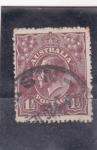 Stamps Australia -  GEORGE V