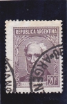sellos de America - Argentina -  GUILLERMO BROWN