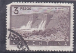 Stamps Argentina -  DIQUE EL NIHUIL
