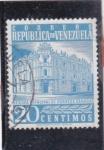Sellos del Mundo : America : Venezuela : OFICINA PRINCIPAL DE CORREOS-CARACAS