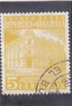 Stamps : America : Venezuela :  OFICINA PRINCIPAL DE CORREOS-CARACAS