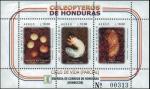 Stamps Honduras -  Endemic Beetles