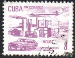 Stamps : America : Cuba :  EXPORTACIÓN  CUBANA  DE  NICKEL