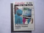 sellos de Europa - España -  Ed:4330 - Día del Sello - El Asociacionismo Filatélico Español.