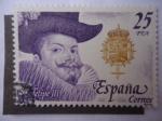 Sellos de Europa - España -  Ed:2554 - Felipe III. 1578-1621