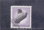 Stamps United Arab Emirates -  AERONÁUTICA- COHETE ESPACIAL
