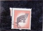 Stamps : Asia : United_Arab_Emirates :  ANIMALES SALVAJES
