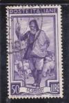 Stamps Italy -  OFICIO-PASTOR